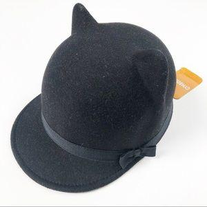 Gymboree Cat/Kitty Cloche/Hat NWT M/L